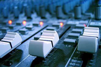 Mix af musik