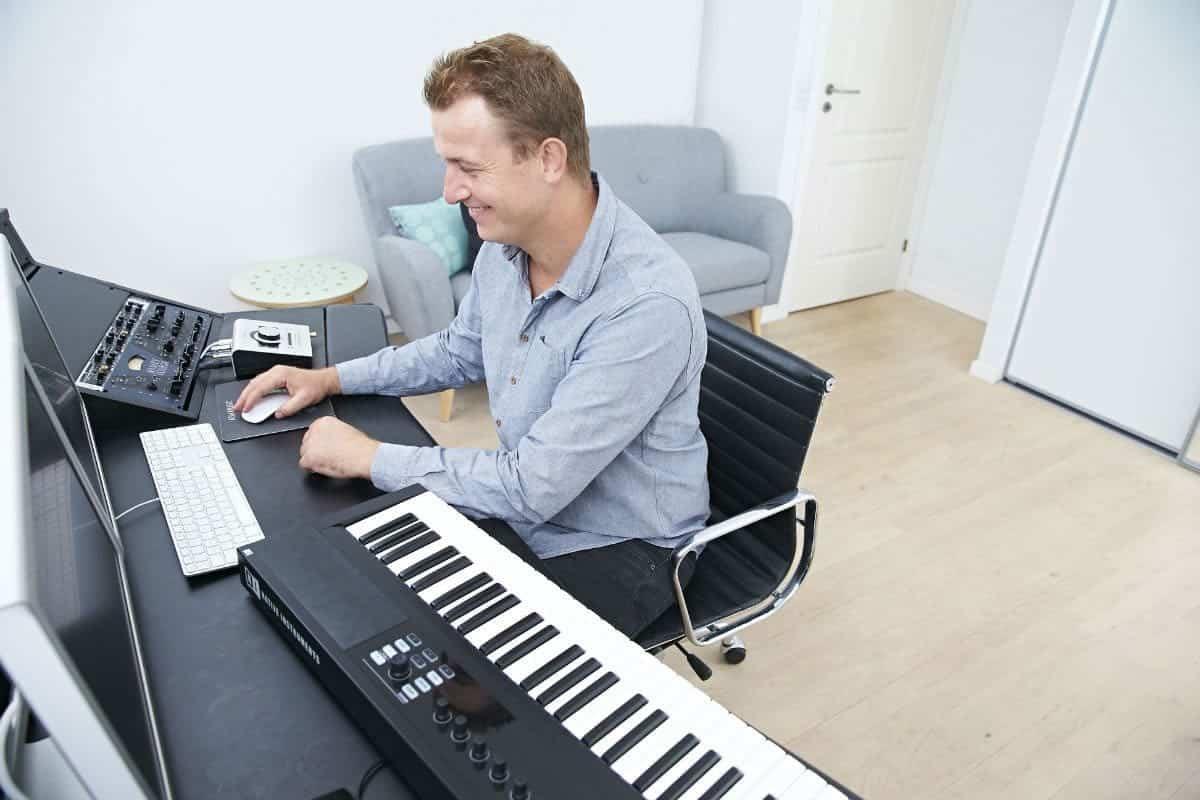 Anders Steen Hansen I Lydstudiet.com