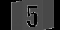 Kanal 5 logo der bruges i forbindelse referencer til lydstudiet