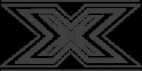 x-factor logo der bruges i forbindelse referencer til lydstudiet